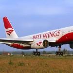 Самолеты авиакомпании Red Wings