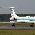 Авиакомпания Алроса Ту-134