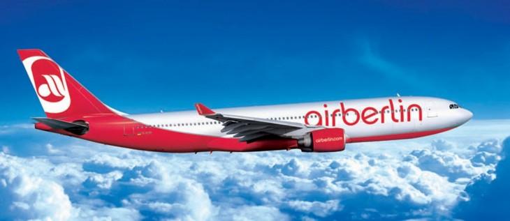 Самолеты авиакомпании Airberlin