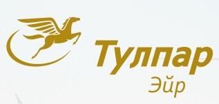 Авиакомпания Тулпар Эйр лого