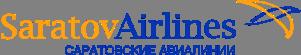 Саратовские Авиалинии лого