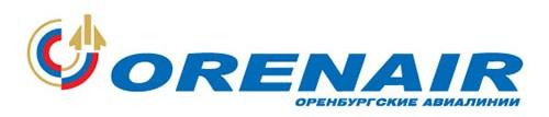 Логотип Orenair