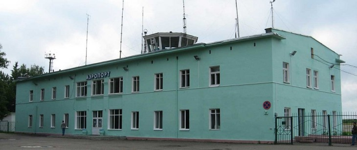Аэропорт Кострома Сокеркино