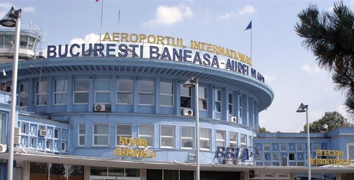 Аэропорт Бухарест Бэняса - Аурел Влайку
