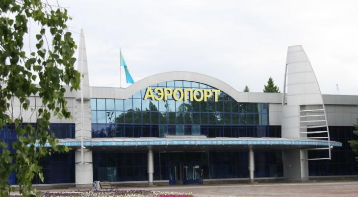 Аэропорт Усть-Каменогорск