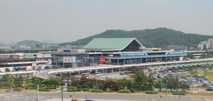 Аэропорт Сеул Гимпо