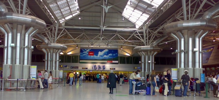 Аэропорт Лиссабон Портела