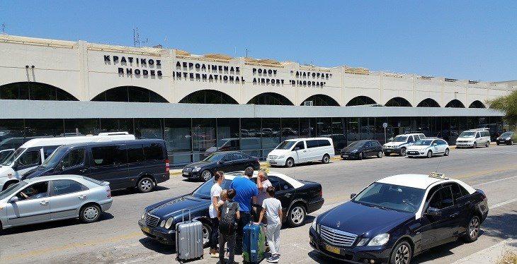 Фото аэропорта Диагорас в Родосе