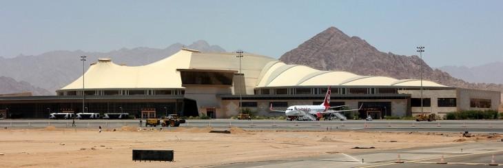 Аэропорт Шарм-эль-Шейх Офира