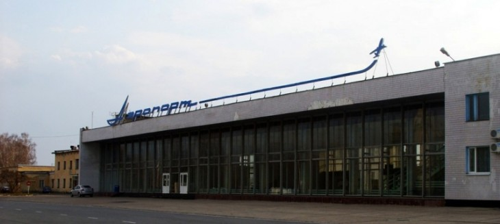 Аэропорт Тамбов Донское