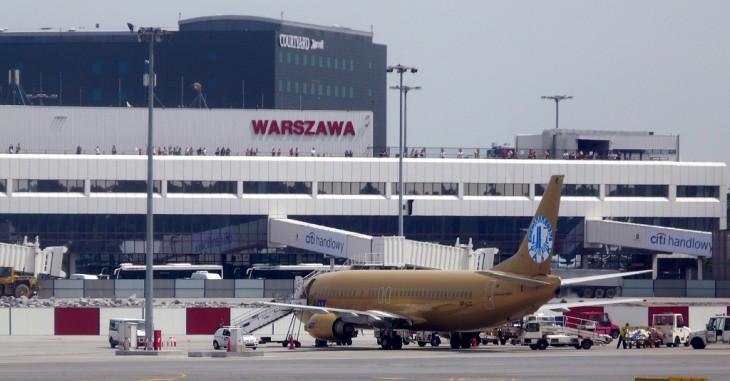 Аэропорт Варшава Фредерик Шопен