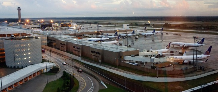 Аэропорт Хьюстон Джордж Буш - расписание рейсов