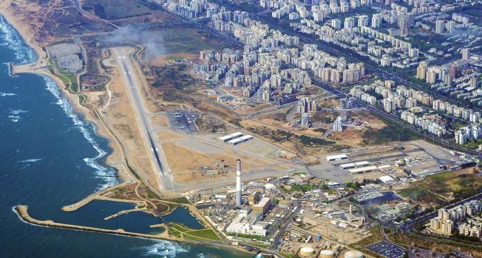 Аэропорт Тель-Авив Дов Хоз (Сде Дов)