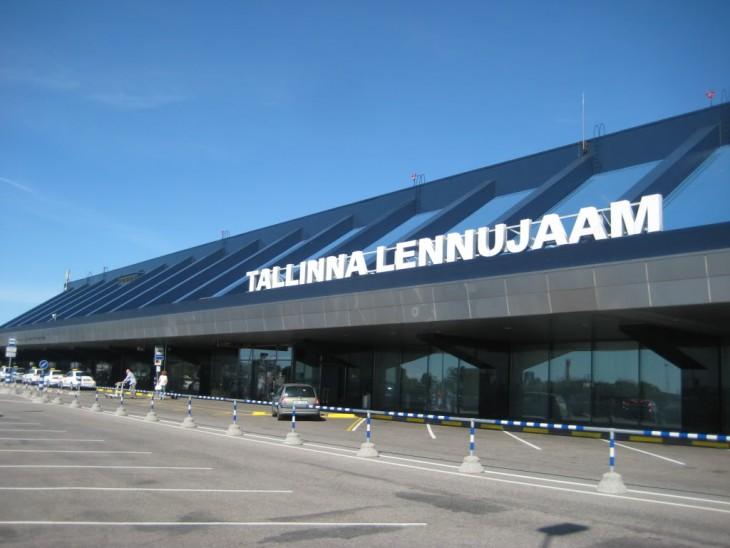 Аэропорт Таллин Юлемисте