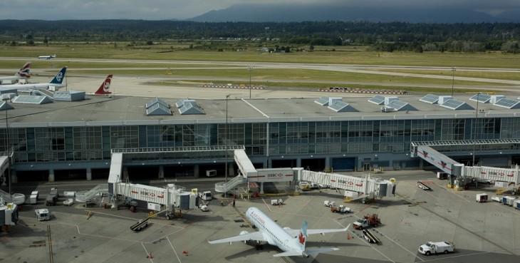 Аэропорт Ванкувер