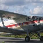 Ан-2 2-ой архангельский объединенный авиаотряд