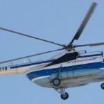 Ми-8Т 2-ой архангельский объединенный авиаотряд