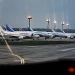 Авиапарк компании Ямал (Yamal Airlines)