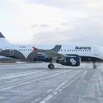 Авиакомпания Аврора самолеты