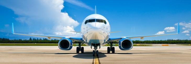 Авиакомпания Победа - самолет