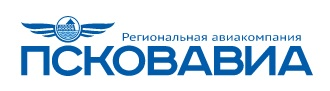 Авиакомпания ПсковАвиа логотип