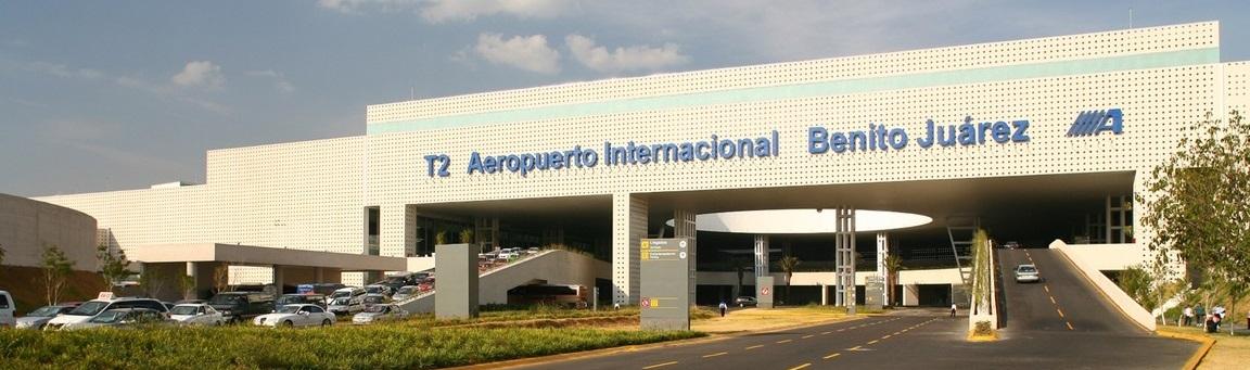 Аэропорт имени Бенито Хуареса в Мехико