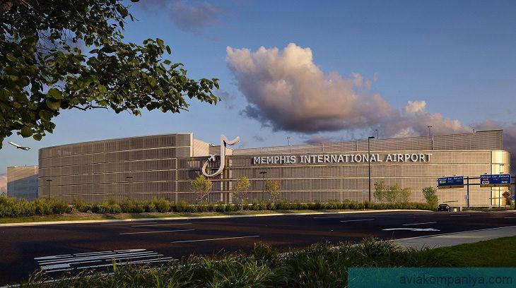 фото аэропорта в Мемфисе