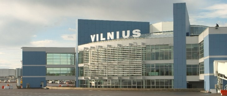 Аэропорт Вильнюс