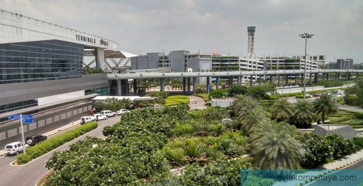 Международный аэропорт имени Индиры Ганди