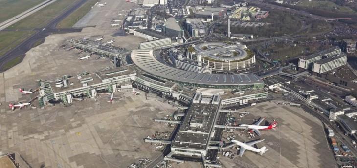 Аэропорт Дюссельдорф онлайн табло вылета и прилета