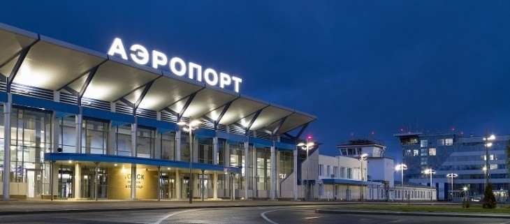 Аэропорт Томск Богашево