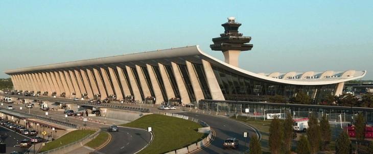 Аэропорт Вашингтон Даллес