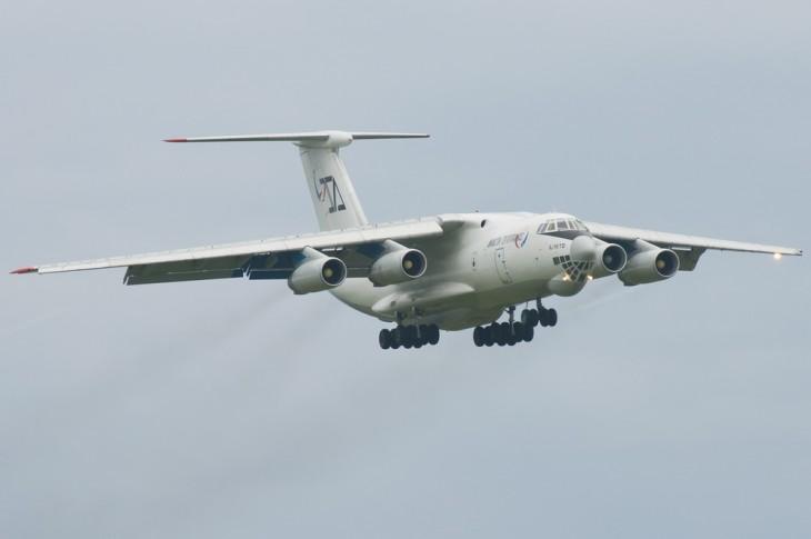 Ил-76 от авиакомпании Авиакон Цитотранс