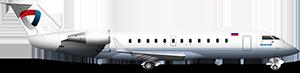 Фото самолета Бомбардье CRJ200
