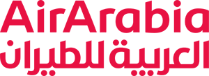 Логотип авиаперевозчика Эйр Арабия