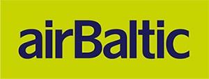 Логотип ЭйрБалтик