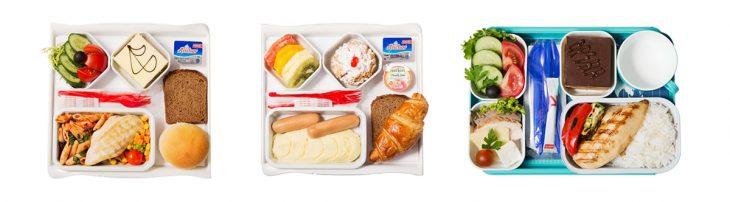Питание на рейсах Buta Airways