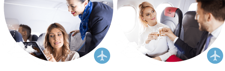 Обслуживание в полета