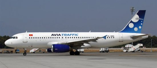 Фото Airbus A320 200