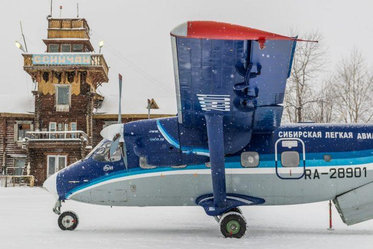 Фото самолета Ан-28 под бортовым номером RA-28901
