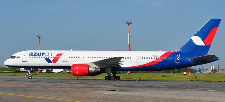 Фото Боинг 757-200