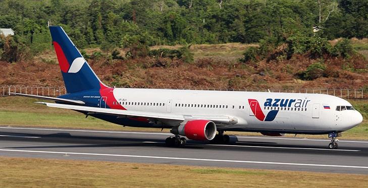 Фото Боинга 767-300